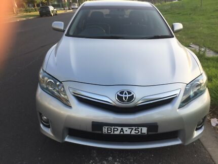 2010 Toyota Camry Hybrid Sedan Chester Hill Bankstown Area Preview