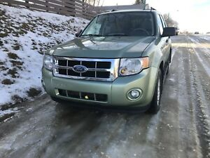 2008 Ford Escape 4x4 Suv crossover
