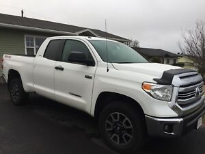 2017 Toyota Tundra TRD