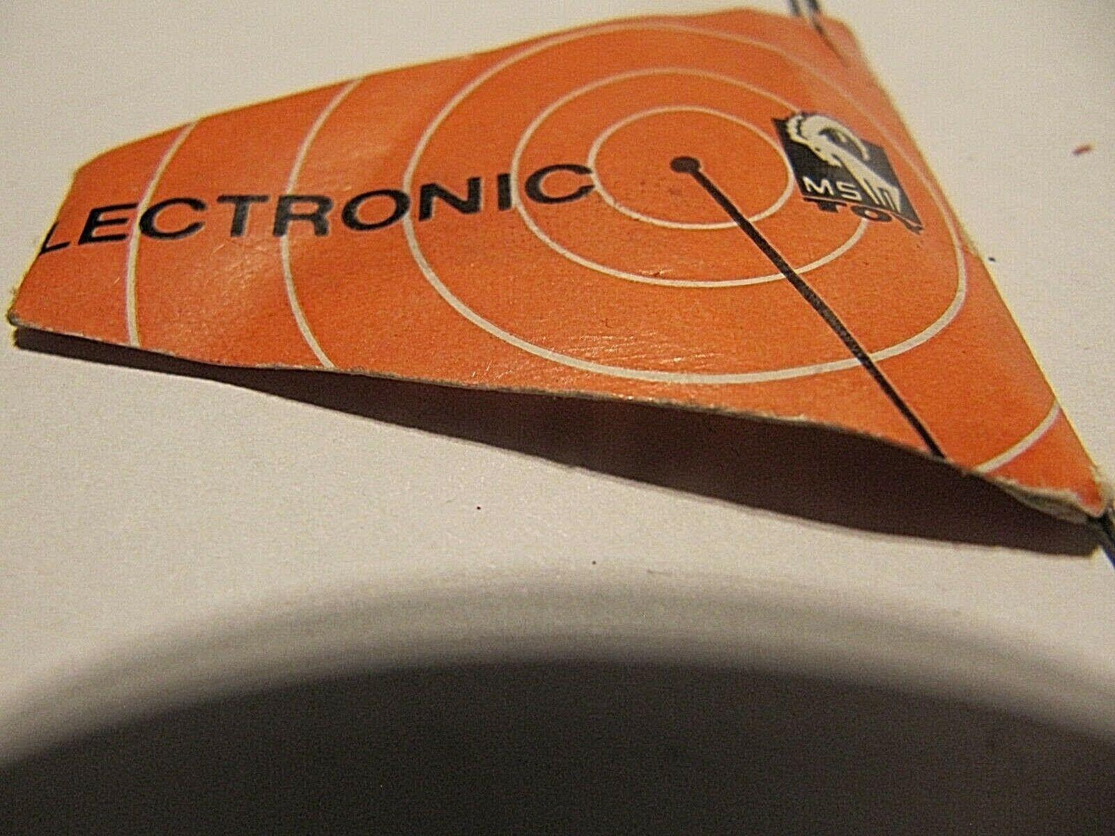 Antenne für Michael Seitel Electronic Boot- 42 cm
