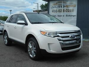 Ford Edge Limited 2012 ***TOIT PANO,MAGS,4X4***