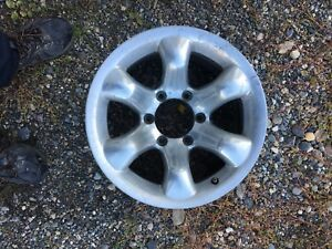 Toyota or Chevy rims