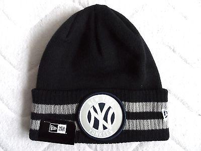 edb08133a2d New Era NEW YORK YANKEES Navy BEANIE TUQUE Hat OSFA Baseball MLB USA COMFY  Tags