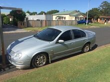 2001 ford au xr8 220kw auto unregistered new Valvetrain Farley Maitland Area Preview