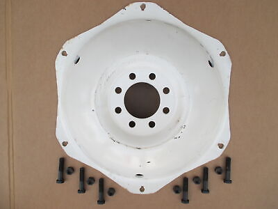 Rear Rim Wheel Disc Center For 28 Or 32 In Tractor Rims Whardware Massey Ford