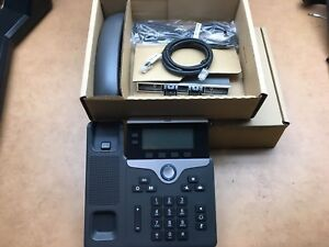 Cisco 7821 Voip Phone New in Box