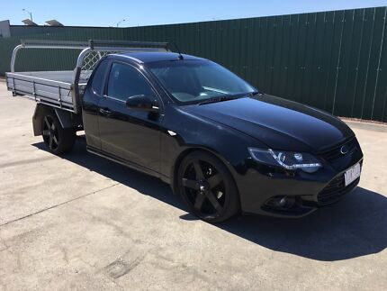 2009 Ford Falcon Fg Xr6 Turbo Auto Ute With Rego and Rwc