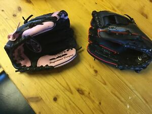 Boys and Girls baseball glove