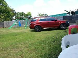 2005 Ford Territory Wagon lpg dual not free Campbelltown Campbelltown Area Preview