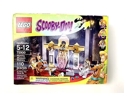 NEW LEGO 75900 Scooby-Doo Shaggy Mummy Museum Mystery Factory Sealed