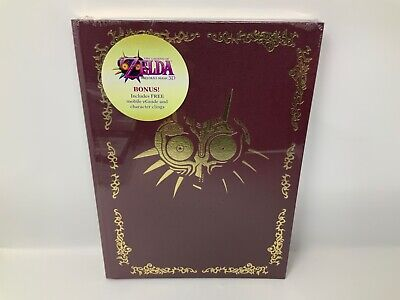 The Legend of Zelda Majora's Mask 3D Collector's Edition Guide by Prima Games