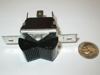 Rocker Switch Spdt C-off On-off-on 20a 277vac Nos