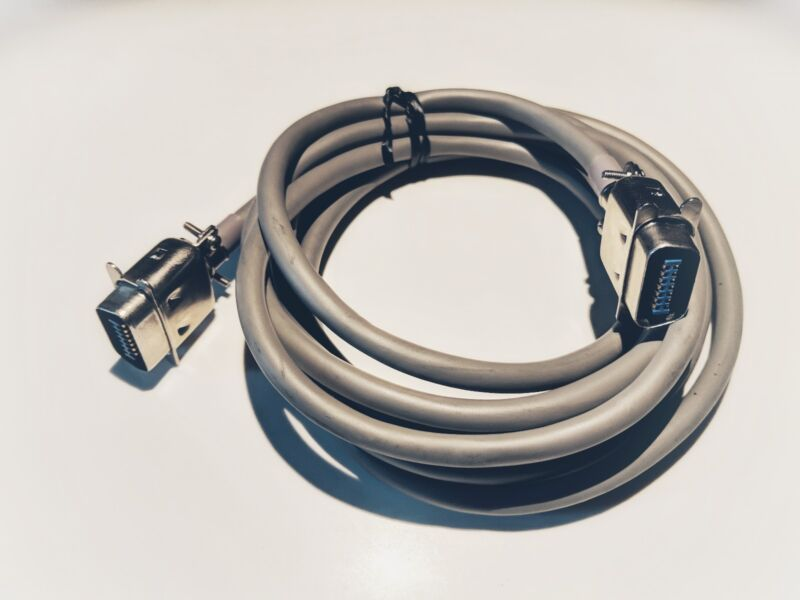Roland DCB Cable (NOS) 2-Way 14 Pin 3m Juno