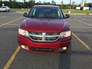 2009 Dodge Journey 4 Cylinder - low kms great car great deal!!!
