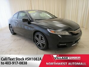 2016 Honda Accord Touring | Honda Sensing | Sunroof | Navi |