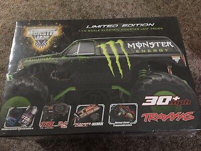 セカイモン|traxxas monster energy|自動車、トラック、バイク