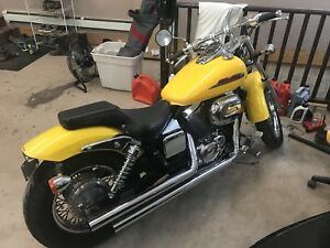2002 Honda Shadow Spirit 750