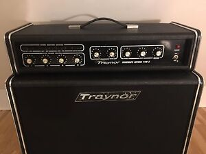 Traynor Voicemate Reverb YVM-3