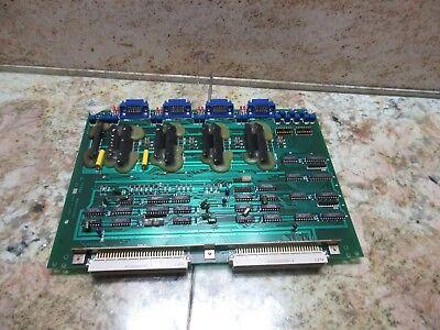 Mitsubishi Board Fx06 D Fx06d Bn624a243h03 Mazak Vqc 2040 B Cnc Vertical Mill
