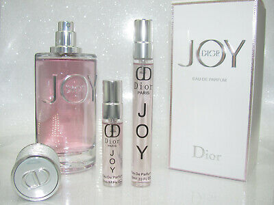 JOY by DIOR EAU DE PARFUM EDP Spray Samples 5ml or 10ml, Authentic! NEW 2018!  Eau De Parfum Spray By Dior