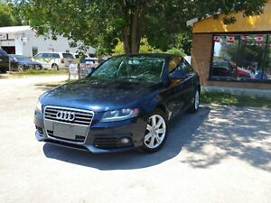 2009 Audi A4 awd !!CERTIFIED!!FINANCING!!WARRANTY AVAILABLE!!