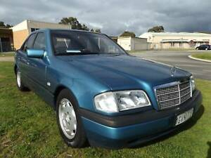 1996 MERCEDES BENZ C200 (AUTO) $4999 *ONE OWNER FULL BOOKS!* Maddington Gosnells Area Preview