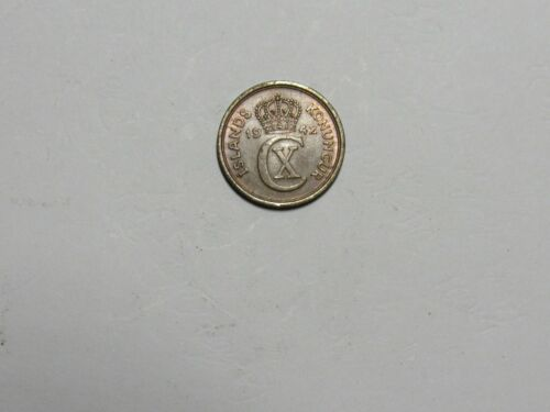 Old Iceland Coin - 1942 1 Eyrir - Circulated