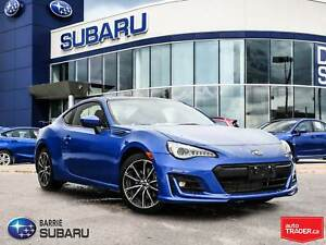 2018 Subaru BRZ Sport-Tech at