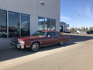 1978 Chrysler Newport Great Condition, Owned for 10 years