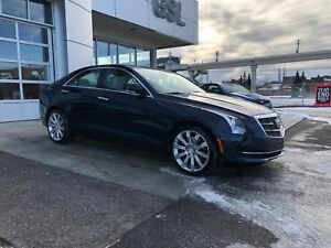 2016 Cadillac ATS 2.0L Turbo Luxury W/ Leather, Automatic