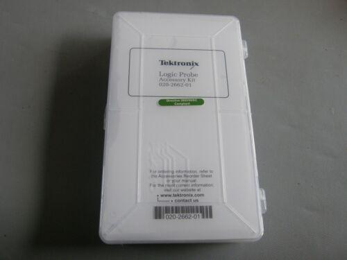 NEW TEKTRONIX 020-2662-01 Logic Probe Accessory Kit