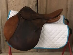 "17 1/2"" Griffith all purpose saddle"