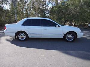 2001 Ford Ltd Sedan Bundoora Banyule Area Preview