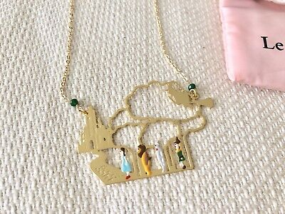 Les Nereides N2 Wizard Of Oz Characters To Emerald City Long Necklace](Wizard Of Oz Characters)