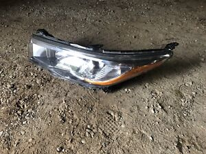 2014-2017 Toyota Highlander Left Headlight