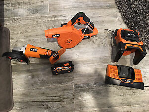 Aeg cordless 18v power tools as new Cartwright Liverpool Area Preview