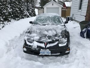 2001 Pontiac Sunfire 2door