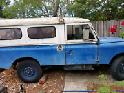 landrover 1964 with spares Bonbeach Kingston Area Preview