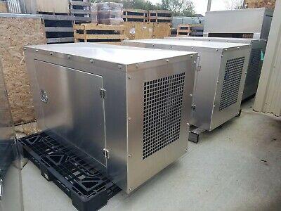 Aluminum Generator Enclosure  -