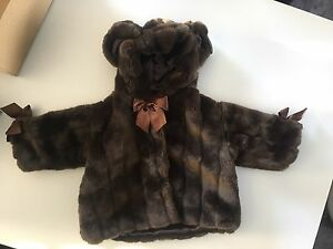 New Bearington Bear Mink Coat
