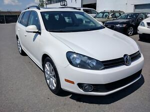 2013 Volkswagen Golf 2.0 TDI HIGHLINE CUIR, RIMS 17!! *$85*