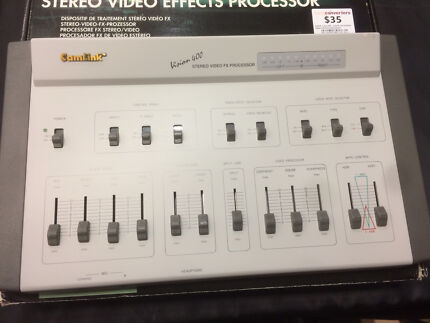 Camlink Stereo Video Effect Processor - SM114607
