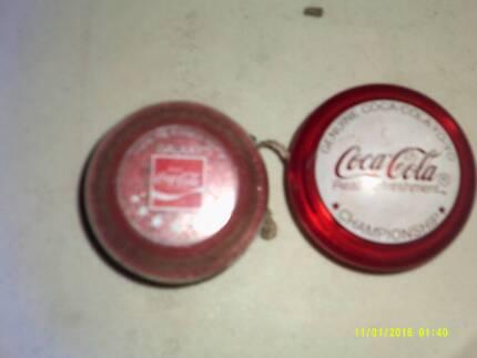 Coca cola YoYo's