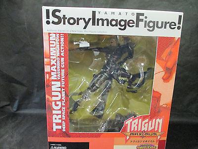 Trigun Maximum Figure Yasuhiro Nightow  NIB  Story Image Figure Previews Exc.