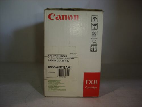 Genuine Canon FX8 Cartridge 8955A001[AA]