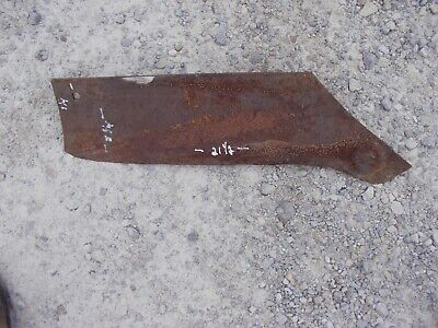 Farmall Ih International 21 12 Plow Share Solid Soft Center 0c554
