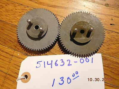 A.o. Smith Meter 514632-001 Calibrator Drive Gear