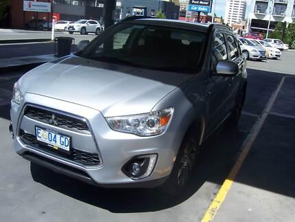 Mitsubishi ASX Wagon Hobart CBD Hobart City Preview