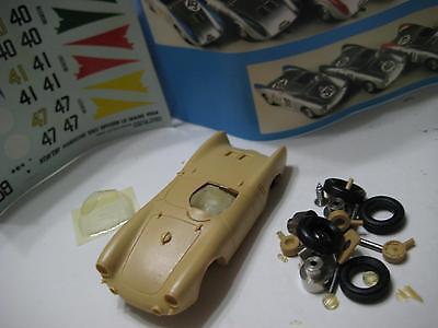 Starter (France)  Porsche 550 Spyder Le Mans 1954 Resin Kit 1:43 NIB