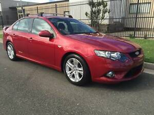 FG XR6 Ford Falcon Sedan Clontarf Redcliffe Area Preview
